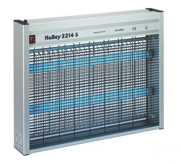 Elektrický lapač hmyzu Halley 2214-S 2 x 20 W