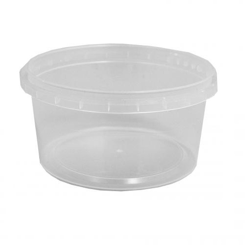 Kelímek na jogurt kulatý s pojistkou 240 ml, průměr 95 mm, výška 56 mm, balení 960 ks