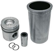 Pístní sada vhodná pro Case IH typy motoru D-179, D-239, D-358