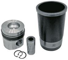 Pístní sada vhodná pro Steyer typy motoru WD 308.40, WD 308.41, WD 308.45, WD 408.40