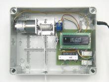 Automatické otevírání a zavírání kurníku SI59
