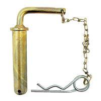 Závěsový kolík Standard s řetězem a závlačkou průměr 32 mm