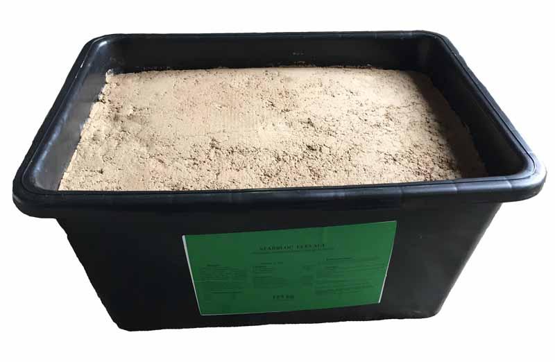 Minerální liz BIO TOPLIC Osvior ELEVAGE melasový pro koně, dobytek, ovce a kozy 125 kg
