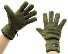 Lesnické rukavice fleecové
