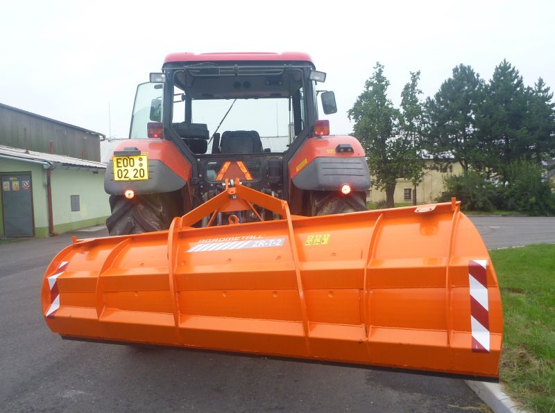 Radlice na sníh za traktor Agrometall ZR-T3 3000