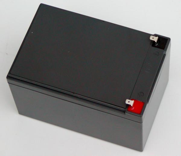 Gelová baterie pro elektrický ohradník 12V 9Ah ALARMGUARD bezúdržbová dobíjecí