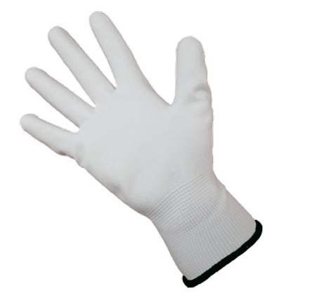 Pracovní rukavice PU nylonové - pár