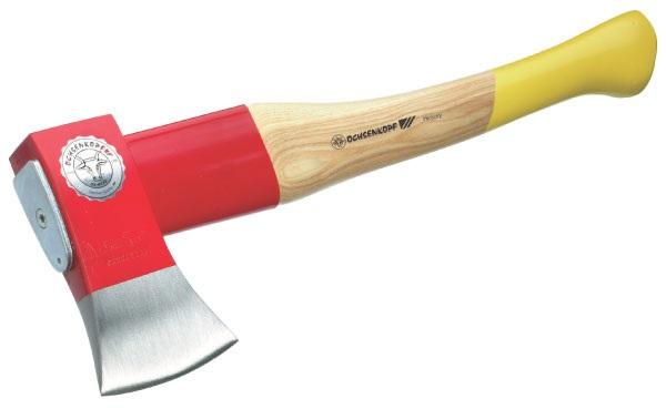 Profi štípací sekera Ochsenkopf hmotnost hlavy 1250 g délka násady 500 mm