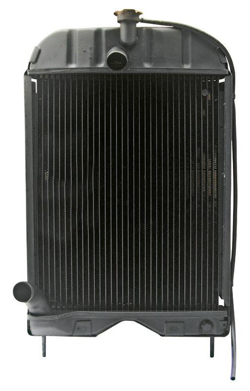 Chladič vhodný pro Massey Ferguson výška 625 mm šířka 410 mm