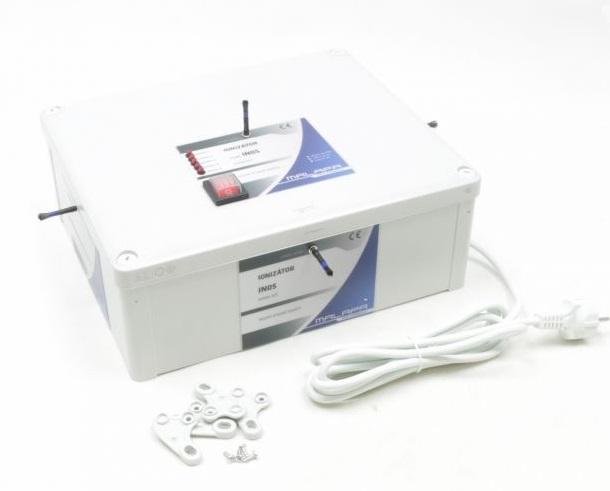 Ionizátor vzduchu IN05 pro místnosti do 750 m3