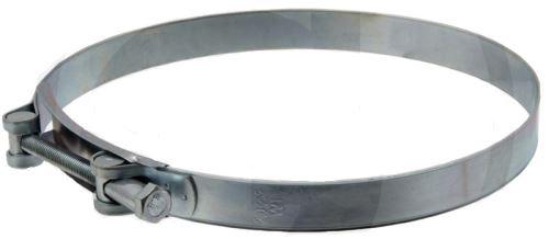 Hadicová spona pro hadici 150 mm vnitřní průměr pro fekální vozy