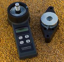 Vlhkoměr obilí digitální Farmpro s integrovaným mlýnkem