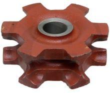 Řetězka na rozmetadlo hnoje Strautmann tvar B řetěz 14x50 mm 6 zubů