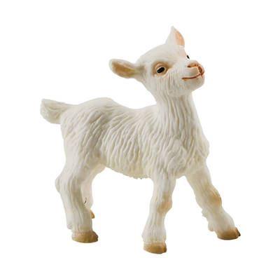 Bullyland - figurka kůzle bílé