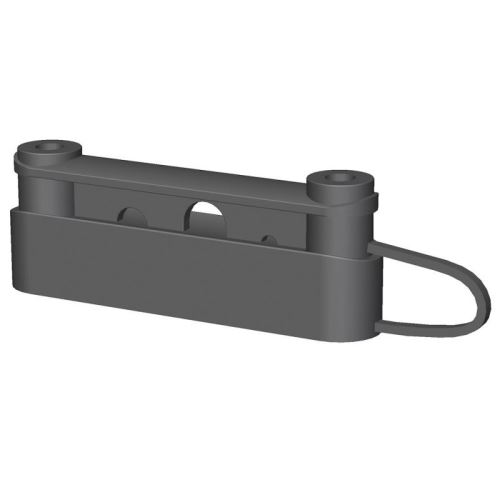 Duo izolátory OLLI pro pásky pro elektrický ohradník balení 50 ks