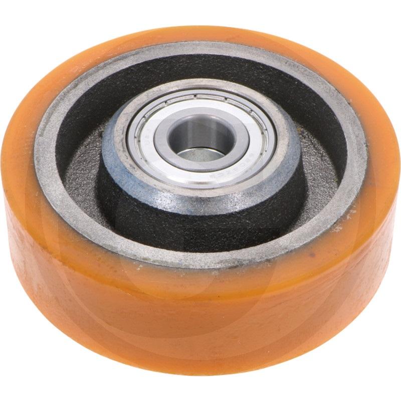 Balanční kolečko stabilizátor průměr 125 mm, šířka 40 mm na vysokozdvižné vozíky BT