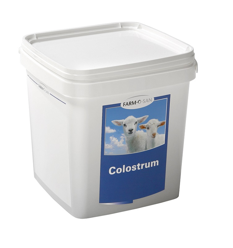 Farm-O-San Colostrum 100 g mlezivo pro přežvýkavce telata, kůzlata, jehňata
