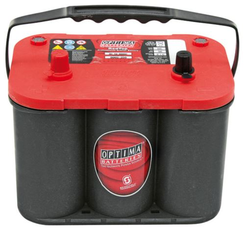 Startovací baterie Optima RedTop 815-50Ah