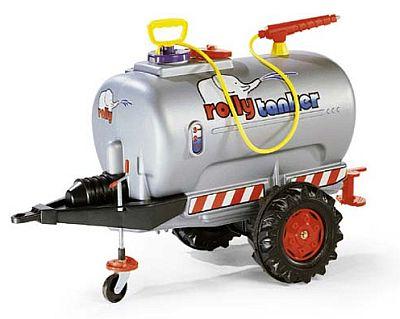 Rolly Toys – Tanker s pumpou a stříkačkou