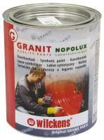Traktorový lak Nopolux 750 ml odstín IHC červený