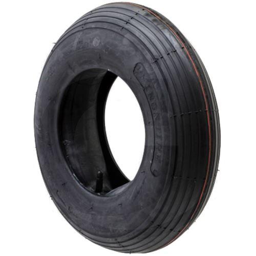 Plášť a duše na kolo 3.50 x 8 pneu na obraceč sena Deutz-Fahr KH 300