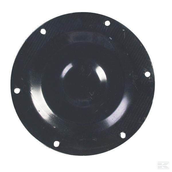 Kluzný talíř pro bubnové žací lišty Deutz-Fahr KM24 a Pöttinger TM II, TM IIS
