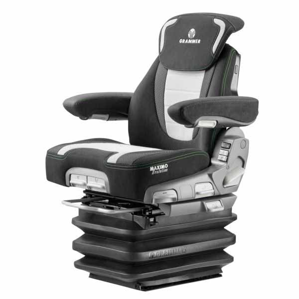 Luxusní sedačka do traktoru Grammer MAXIMO EVOLUTION Dynamic (MSG 95EL/741)