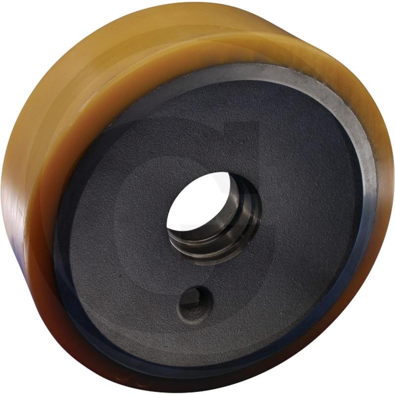 Zátěžové kolečko průměr 285 mm, šířka 100 mm na vysokozdvižné vozíky Linde, Still