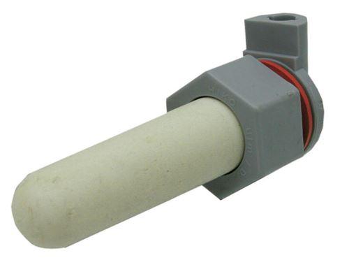 Dudlík s ventilem k napájecímu kbelíku pro telata