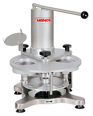 Tvarovací stroj na 10 masové kuličky z mletého masa o průměru 25 mm Mainca MA-10
