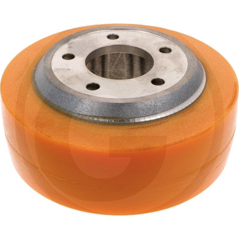 Hnací kolo průměr 215 mm, šířka 75 mm na vysokozdvižné vozíky BT