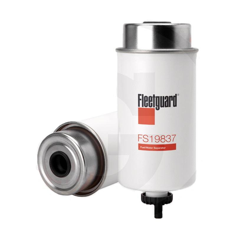 FLEETGUARD FS19837 palivový filtr vhodný pro Case IH, New Holland