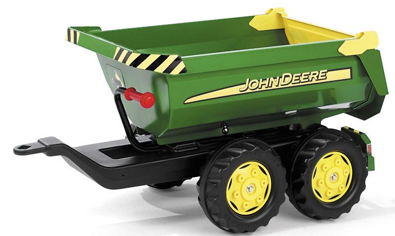 Rolly Toys – sklápěcí přívěs John Deere
