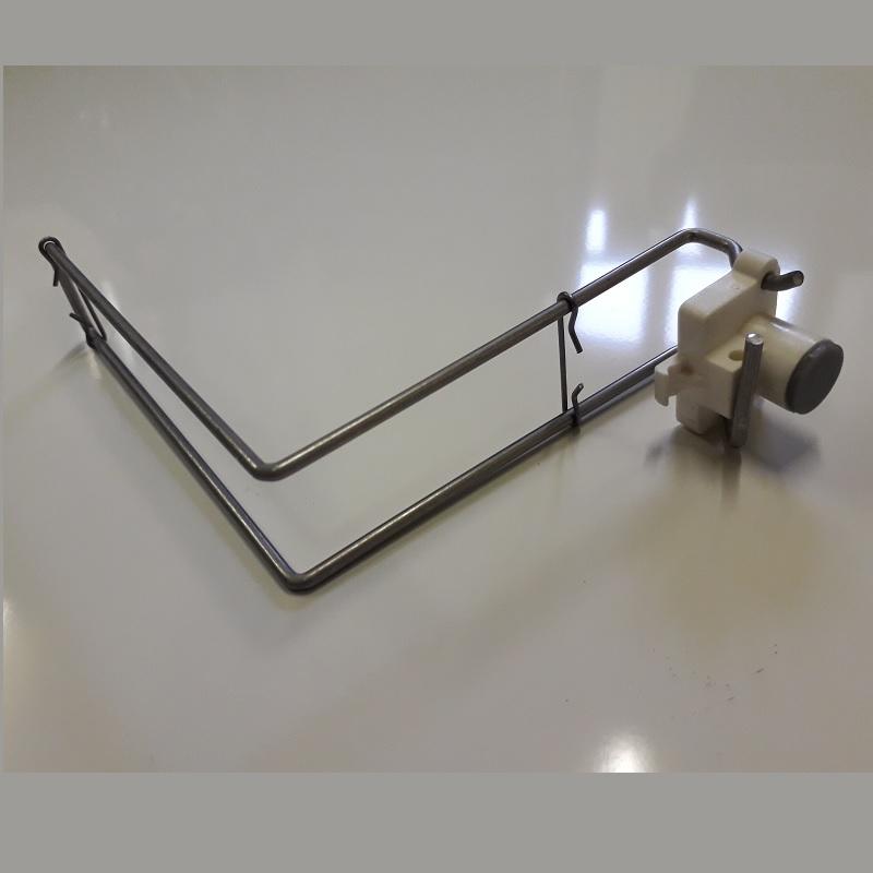 Náhradní kovový držák plováku