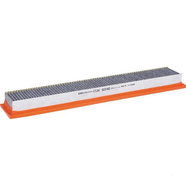 MANN FILTER CUK6046 kabinový filtr s aktivním uhlím vhodný pro Fendt