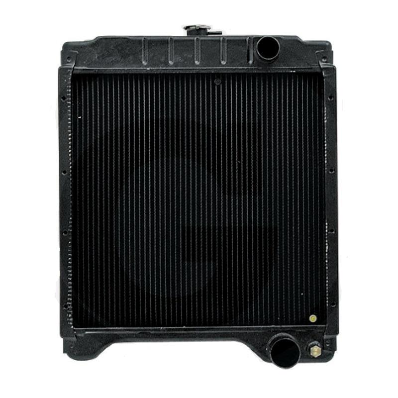Chladič vhodný pro Case IH Maxxum výška 640 mm šířka 540 mm