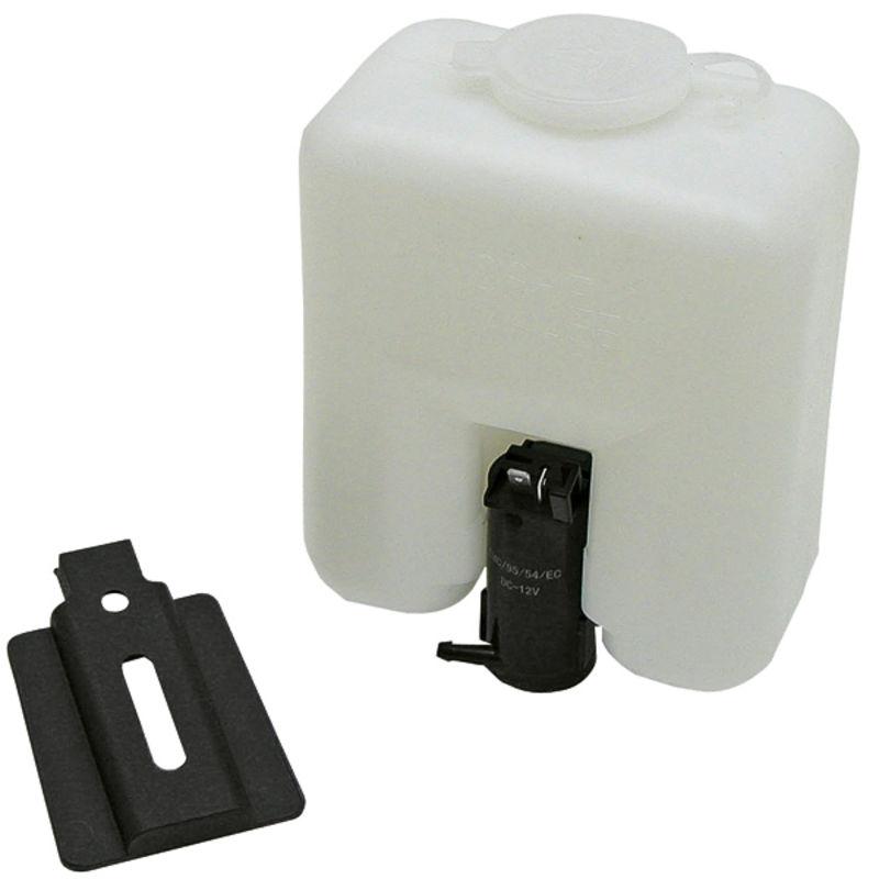 Nádržka pro ostřikovače GRANIT 1,5 l s čerpadlem 12V a držákem