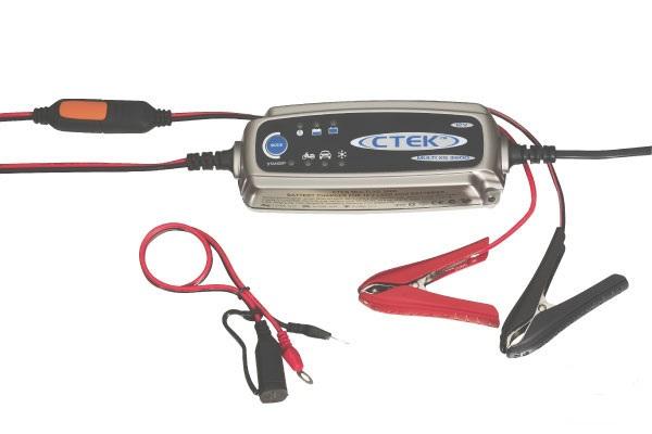 Nabíječka autobaterií 12V 3,8A CTEK MXS 3,8