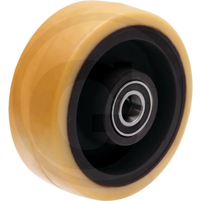Balanční kolečko průměr 125 mm, šířka 50 mm na vysokozdvižné vozíky Linde, Still
