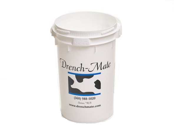 Náhradní kbelík 25 l k drenčovací pumpě Drench Mate
