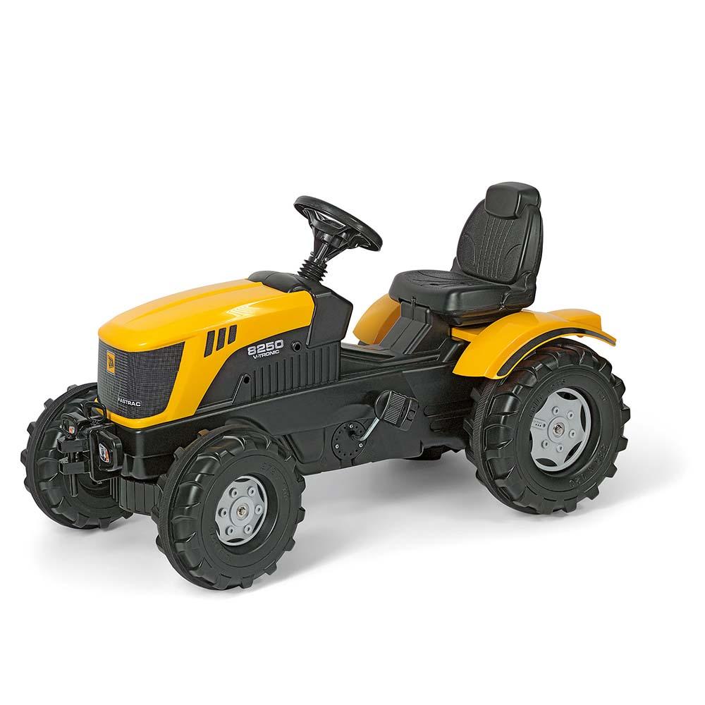 Rolly Toys - šlapací traktor JCB 8250 modelová řada Rolly FarmTrac