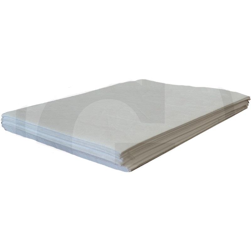 Sorbentové utěrky bílé Granit 40 x 50 cm typ E100 balení 10 ks