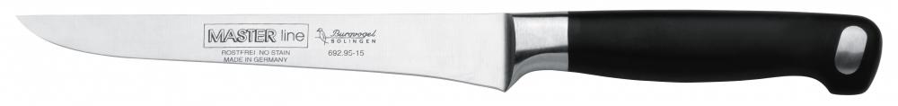 Řeznický vykosťovací nůž BURGVOGEL Solingen 6920.951.15.0 ML 15 cm Master Line
