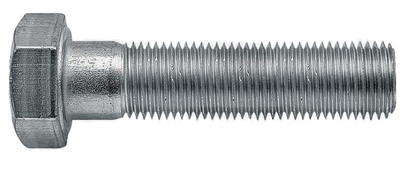 Šestihranný šroub M8 x 55 mm pro upevnění sběracích per Kemper, Krone