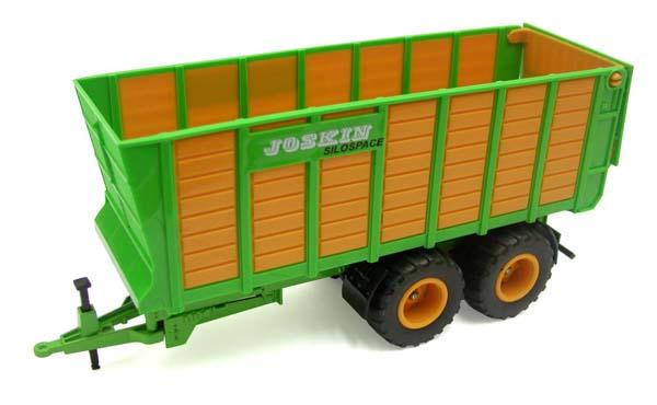 Siku - silážní vůz Joskin 1:32