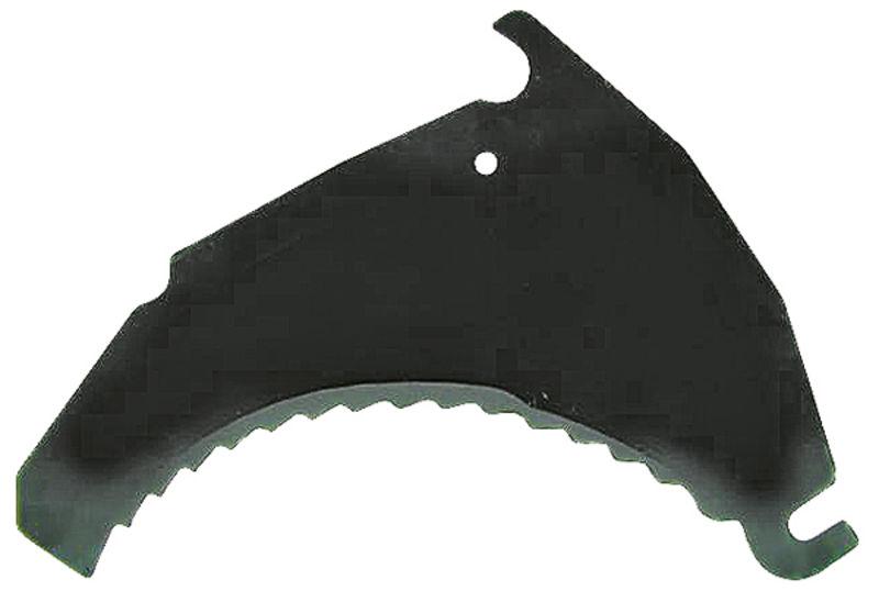 Nůž pro sběrací vozy vhodný pro Bergmann tvrdé potažení