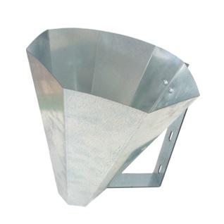 Zinkovaný odkrvovač drůbeže velký DIT CNG Spiumatrice na drůbež 3,5 - 6,5 kg