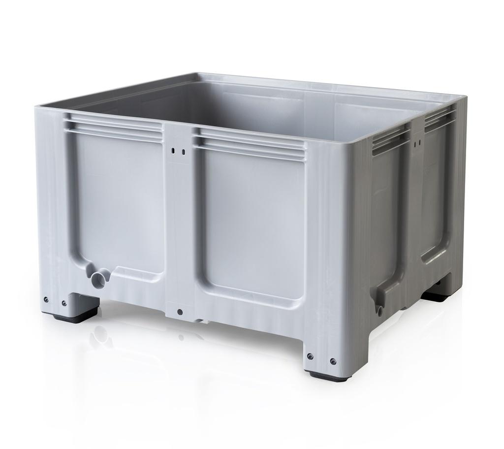ISO Paletový kontejner BIG BOX plastový - 4 nohy