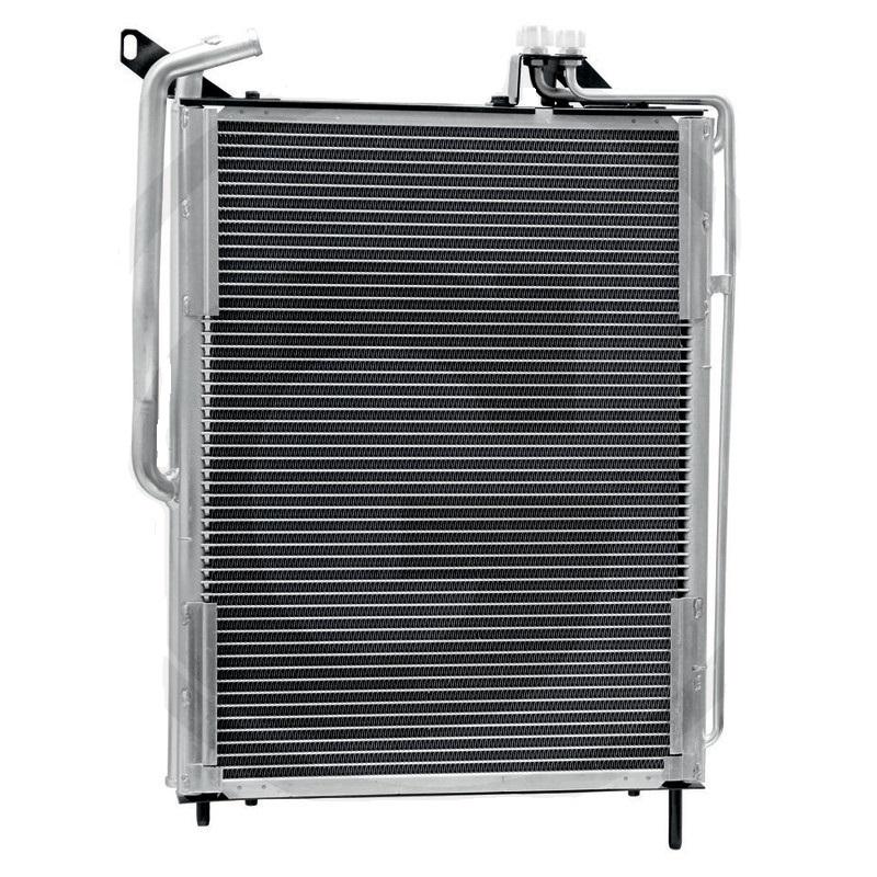 Olejový chladič s klimakondenzátorem vhodný pro John Deere série 6000