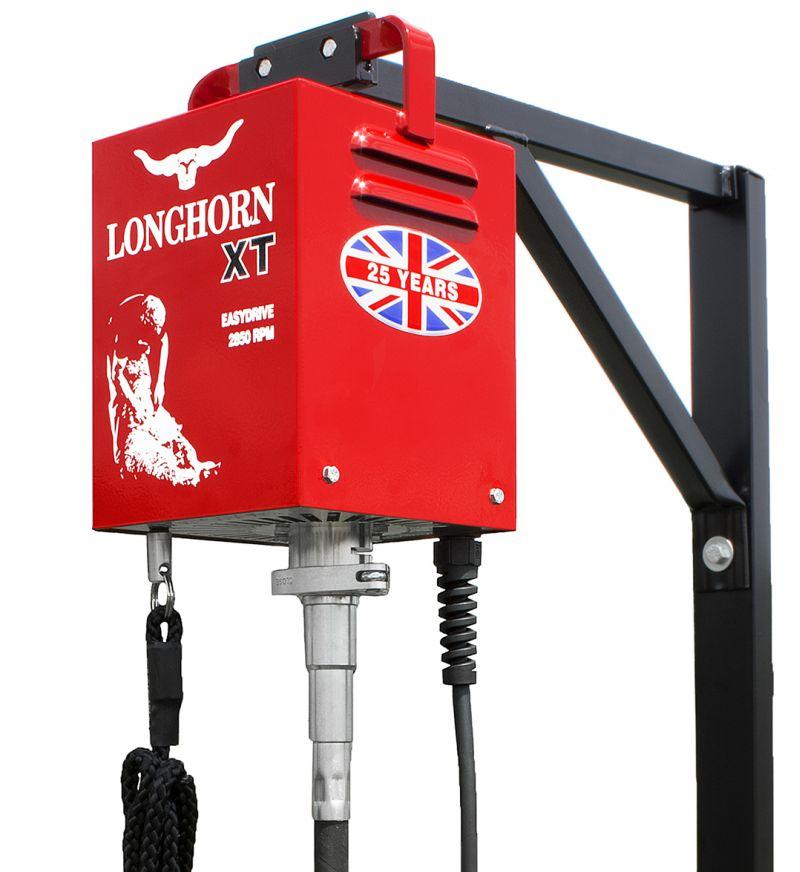 LONGHORN XT 240V kompletní sestava profi stříhacího strojku na ovce